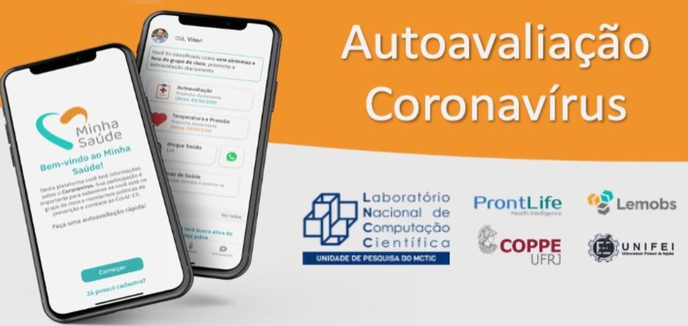 Banner sobre aplicativo Lemobs para Coronavirus e saúde